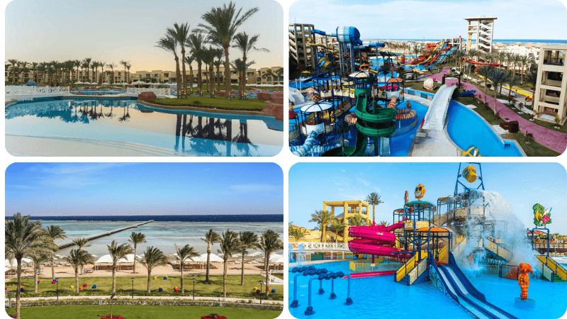 Best family hotels in Egypt