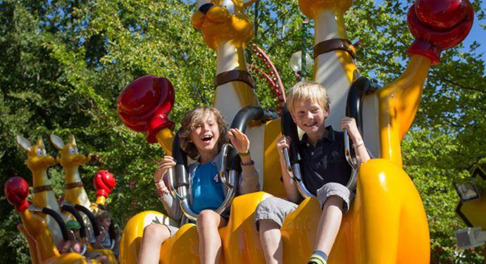 amusement parks in scandinavia