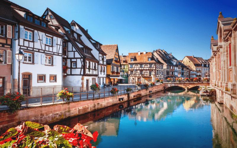 beautiful towns in Europe