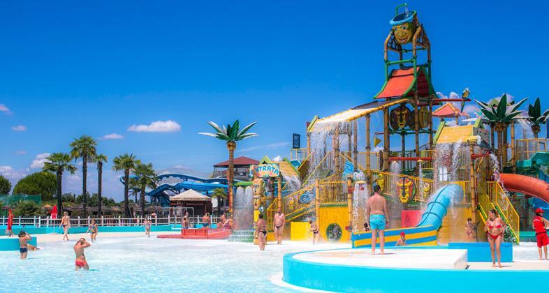 Best aquaparks in Italy