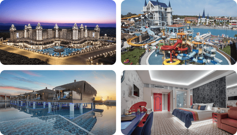 family hotels in Turkey